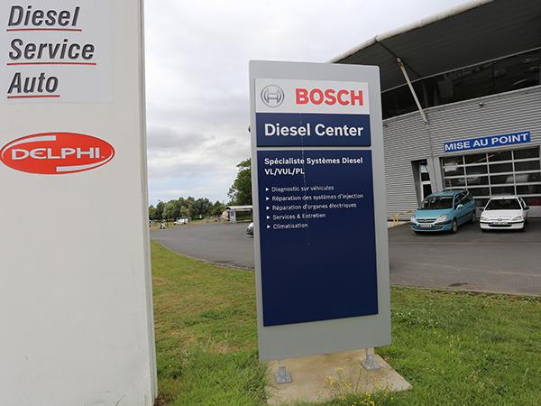 Injecteur Diesel