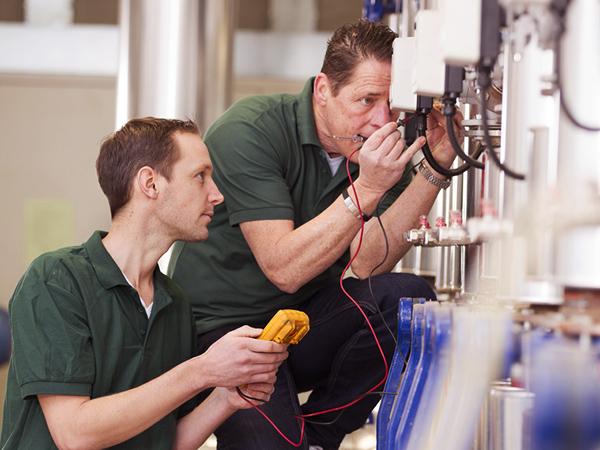 Expertise technique de maintenance industrielle